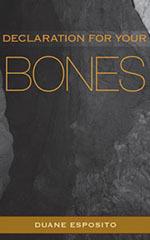 Declaration for Your Bones by Duane Esposito